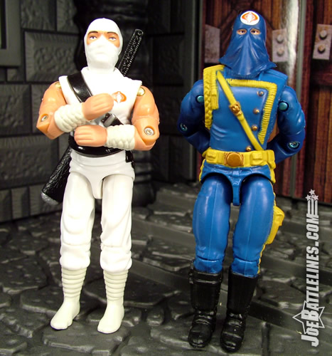 Storm Shadow & Cobra Commander