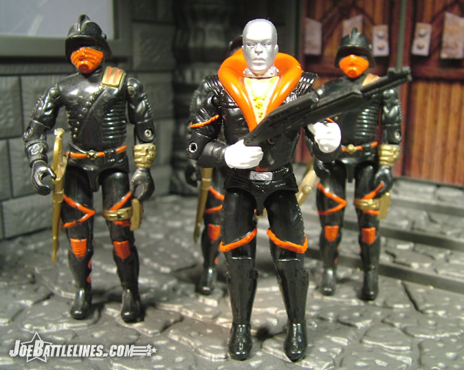Destro and the Iron Grenadiers