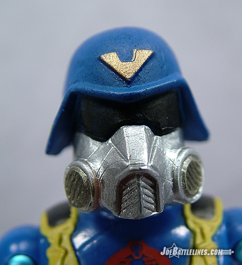 """gas mask"" Cobra Trooper closeup"
