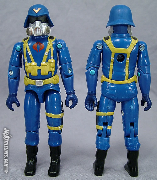 Cobra Trooper front & back