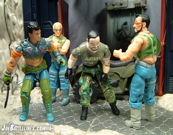 Dreadnoks vs. Big Brawler
