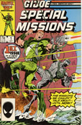 GIJoe Special Missions Issue 1
