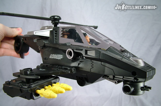 copter armed