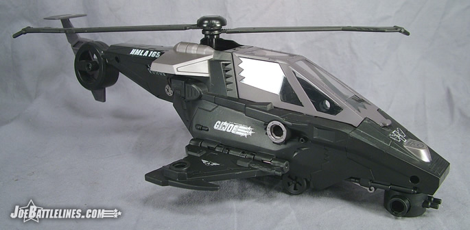 RHINO copter - side