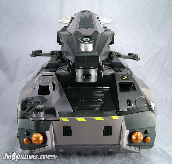 RHINO front - copter deployed