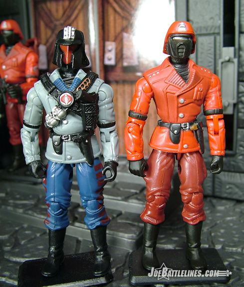 Comparison of DTC Interrogator & Crimson Guard