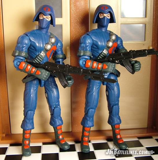 Cobra Trooper duo