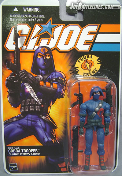 Cobra Trooper card