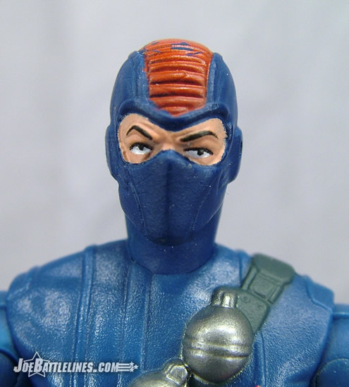 Cobra Trooper closeup