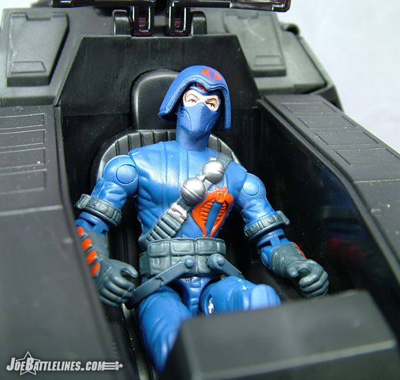 Cobra Trooper in HISS