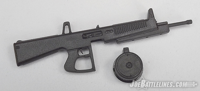 AA12 automatic shotgun