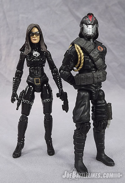 G.I. Joe Retaliation Cobra Commander and Baroness
