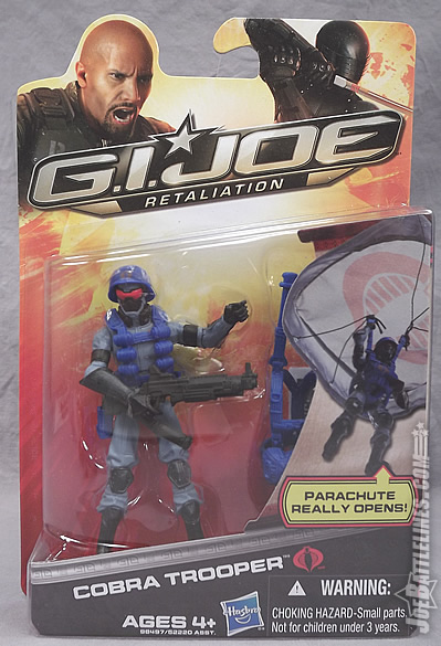 G.I. Joe Retaliation Cobra Trooper