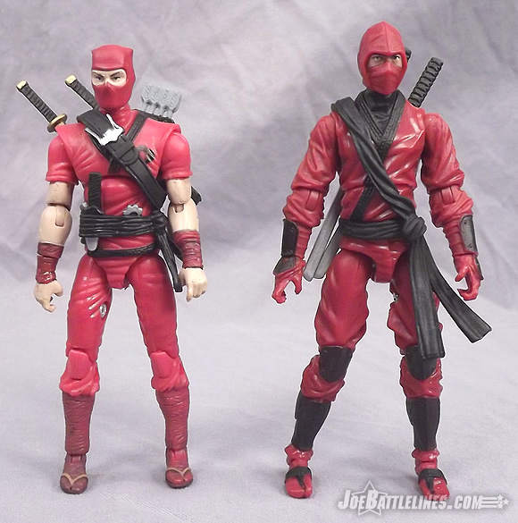 G.I. Joe Retaliation Red Ninja