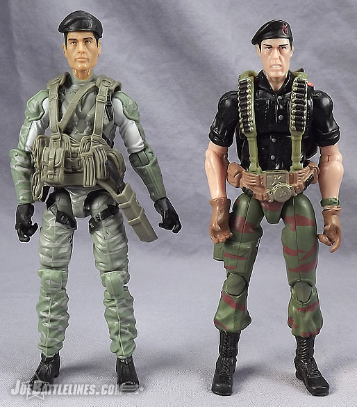 G.I. Joe Retaliation Flint