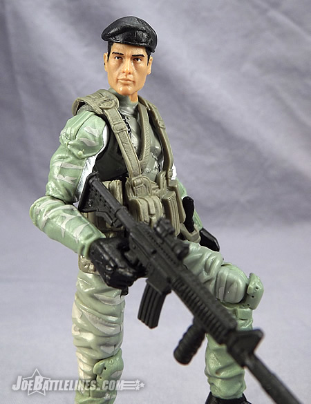 G.I. Joe Retaliation Flint action figure