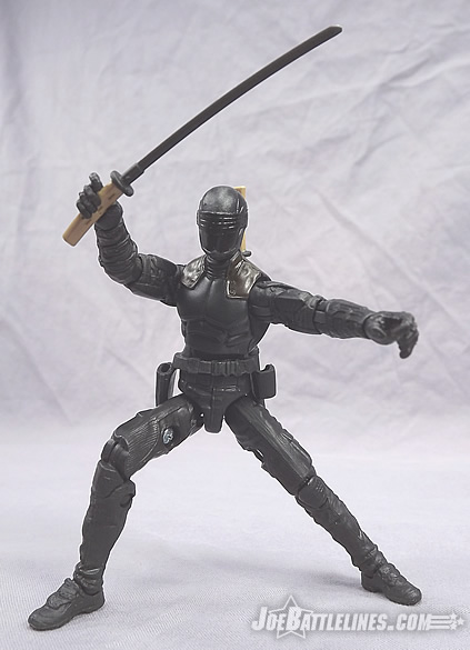 G.I. Joe Retaliation Ninja Duel Snake Eyes