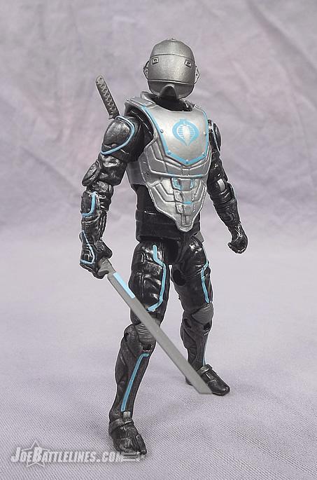 JoeBattlelines: Review of G I  Joe Retaliation Cyber Ninja action figure