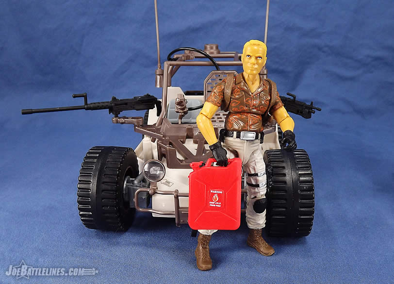 G.I. Joe 50th Anniversary Desert Duel FOE Striker