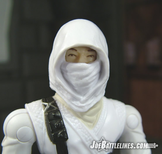 Storm Shadow hooded closeup