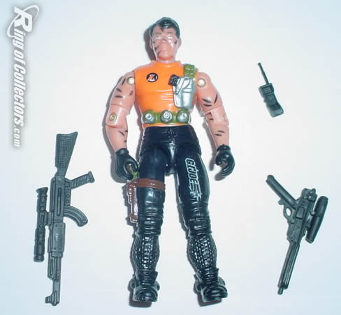 Night Force Action Man