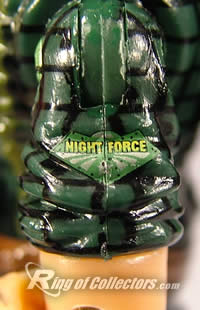 Night Force arm patch