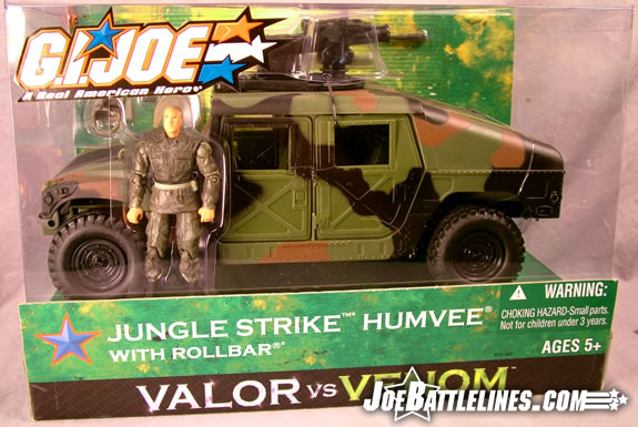 Jungle Strike Humvee boxed