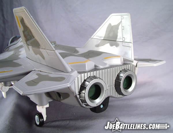 Thunderwing engines