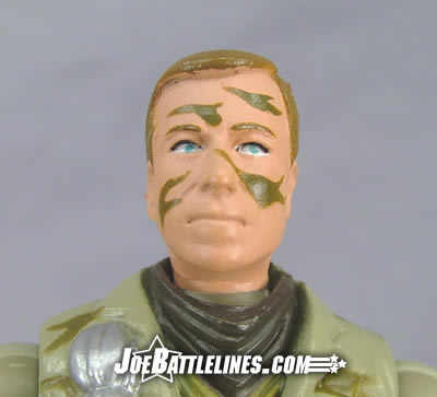 Tiger Force Crosshairs closeup