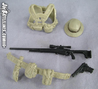 Tiger Force Crosshairs gear