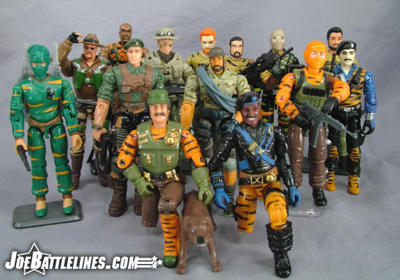Tiger Force group shot