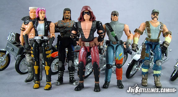The modern era Dreadnoks