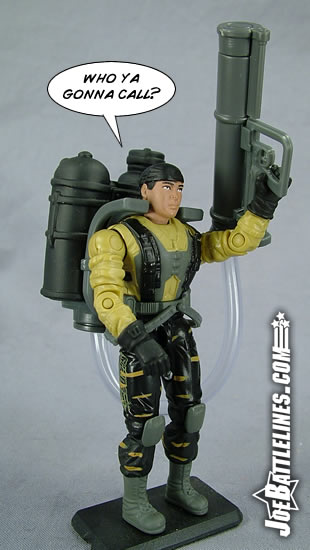 Tunnel Rat Ghostbuster