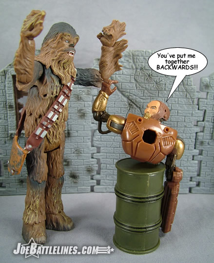 Overkill vs. Chewbacca