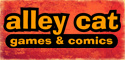 Alley Cat Games & Comics