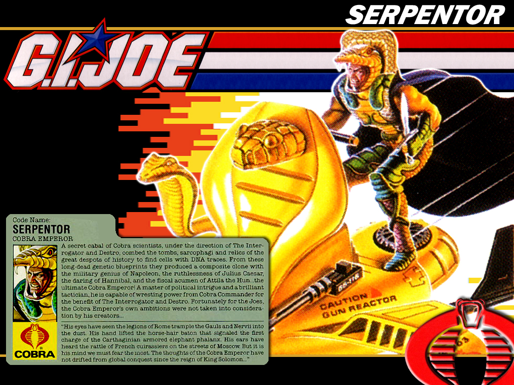 G.I.JOE:Legacy-Serpentor by Gagoism on DeviantArt