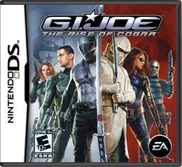 GI Joe: Rise of Cobra for Nintendo DS