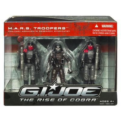 Mars Troopers