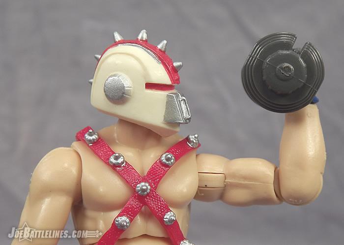 G.I. Joe Collector's Club Big Boa action figure