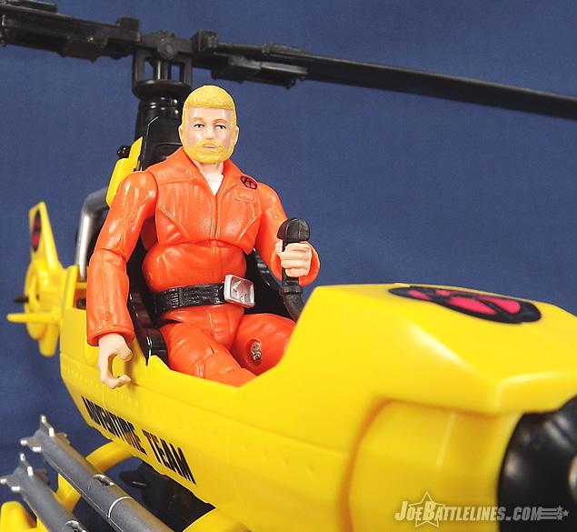 G.I. Joe Collector's Club 1:18 Air Adventurer