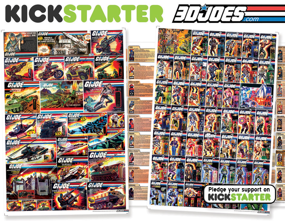 3DJoes.com Kickstarter