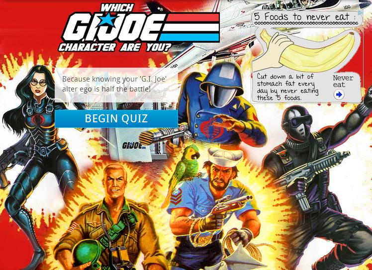 zimbio g.i. joe character quiz