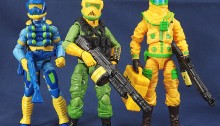 G.I. Joe Zombie Initiative Eco Force