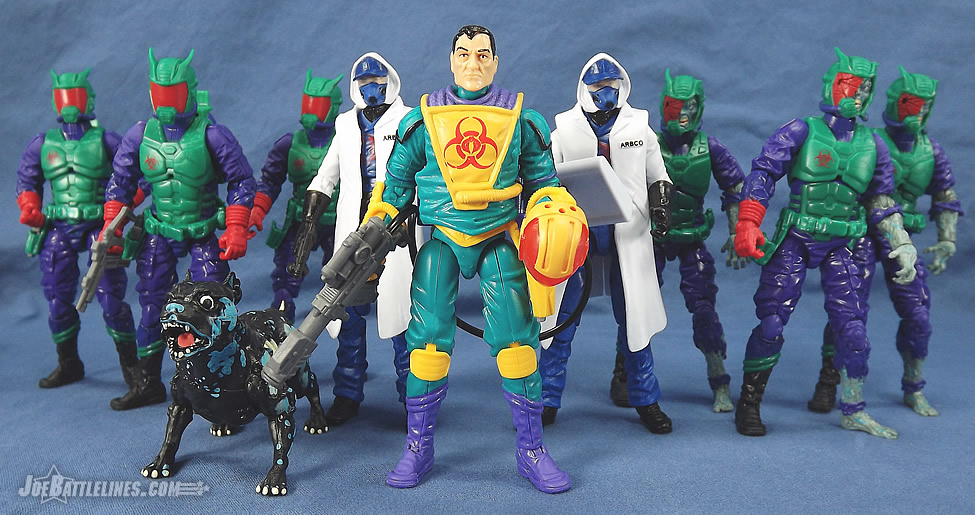 g.i. joe zombie initiative cobra forces