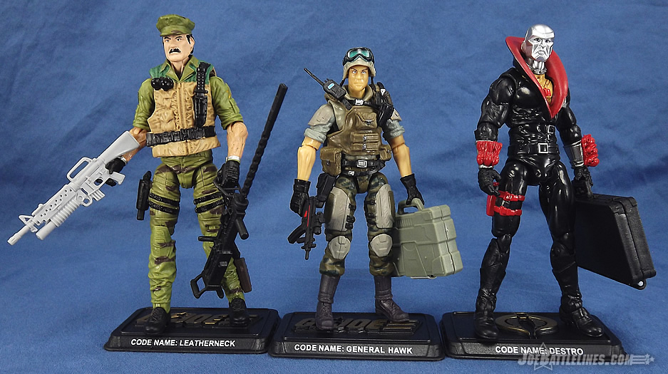 G.I. Joe 50th anniversary Eagles edge