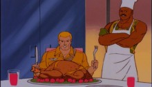 Thanksgiving Christmas G.I. Joe
