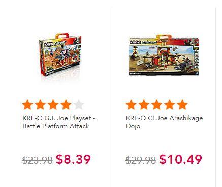 G.I. Joe KReo blowout