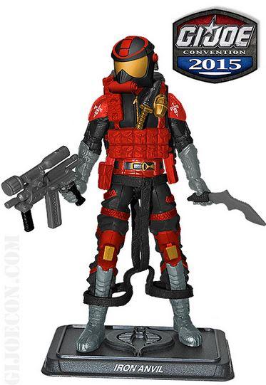 Joe Con 2015 Iron Anvil