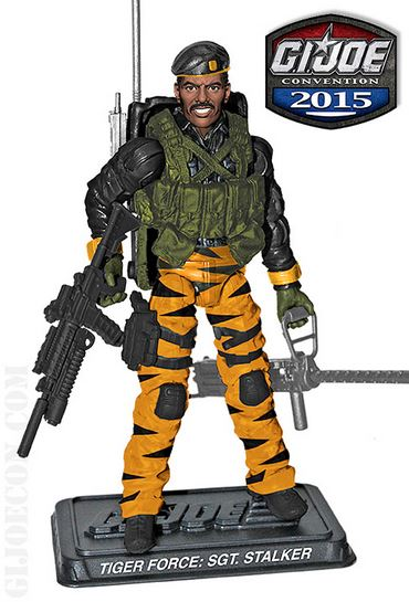 Joe Con 2015 Tiger Force Stalker