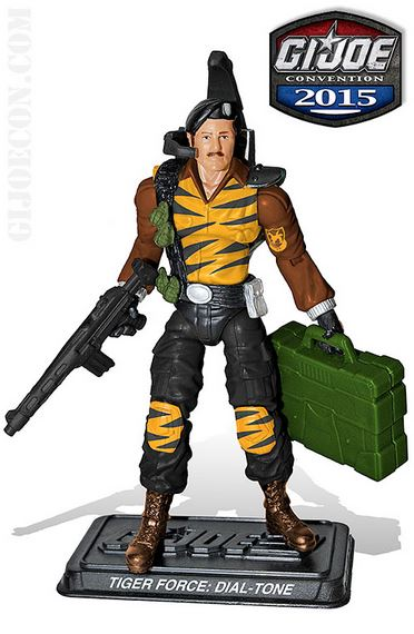 Joe Con 2015 Tiger force dial-tone